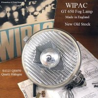 1960-70's WIPAC 650 Fog Lamp/ワイパック 650 フォグランプ デッドストック 箱入り