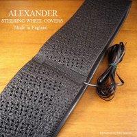 ALEXANDER/アレキサンダー ステアリングカバー デッドストック新品 当時物