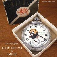 レア!SMITHS 懐中時計 FELIX THE CAT フィリックス BOX付
