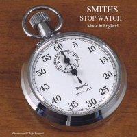 1960年代 SMITHS/スミス STOP WATCH スミス ストップウォッチ 旧ロゴ
