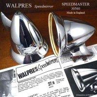 レア!当時物 WALPRES SPEEDMASTER 30560 Speedmirror/ウォールプレス スピードマスター グッドコンディション