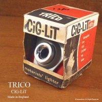 当時物 TRICO CiG-LiT/トリコ シガーライター 未使用