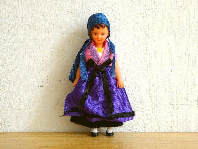 ○●東ドイツ製 アリドール⑩ 民族衣装の女性●○