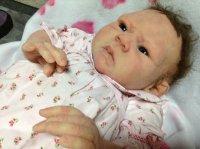 シリコンベビー布ボディ 最高品質クレイルテイラーキットの新生児サイズ