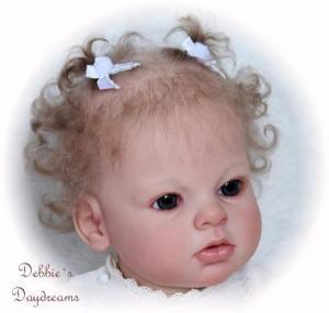 リボーンドール オーダーメイド Reva Schick Arianna opening 29インチ 幼児人形