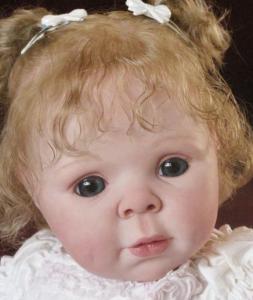 リボーンドール オーダーメイド Adrie Stoete Emma 26インチ 幼児人形
