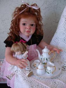 リボーンドール オーダーメイド Adrie Stoete  April 26インチ 幼児人形