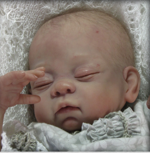 リボーンドール 未熟児 Jody(ジョディー) Linda Murray