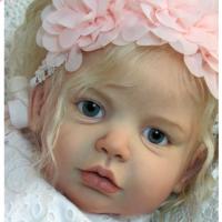 リボーンドール オーダーメイド Lena(レナ) by Regina Swialkowski 28インチ 幼児人形