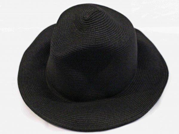 Paper HAT 【BLACK】 / Bronte HAT