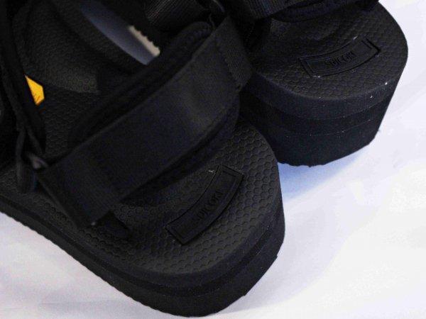CEL-VPO【BLACK】 / SUICOKE