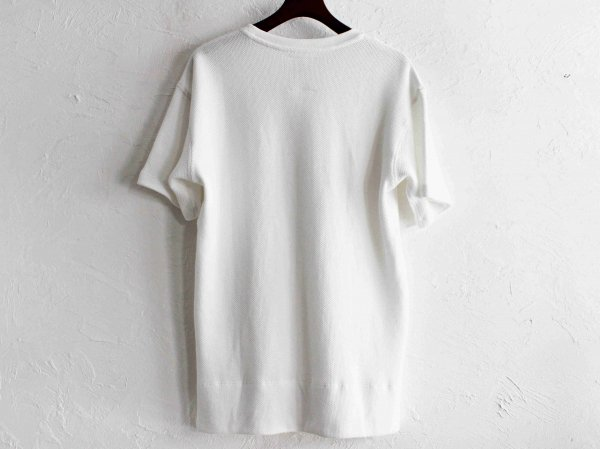 BREEZE TEE 【WHITE】 / Nasngwam. ナスングワム
