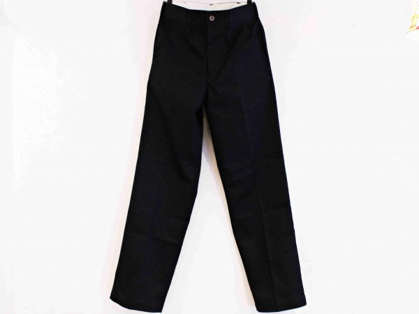 STANDARD WORK PANTS 【BLACK】 / LIFT UP (リフトアップ)