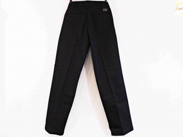 STANDARD WORK PANTS 【BLACK】 / LIFT UP (リフトアップ)