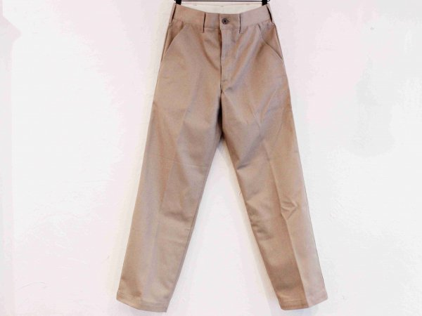 STANDARD WORK PANTS 【BEIGE】 / LIFT UP (リフトアップ)