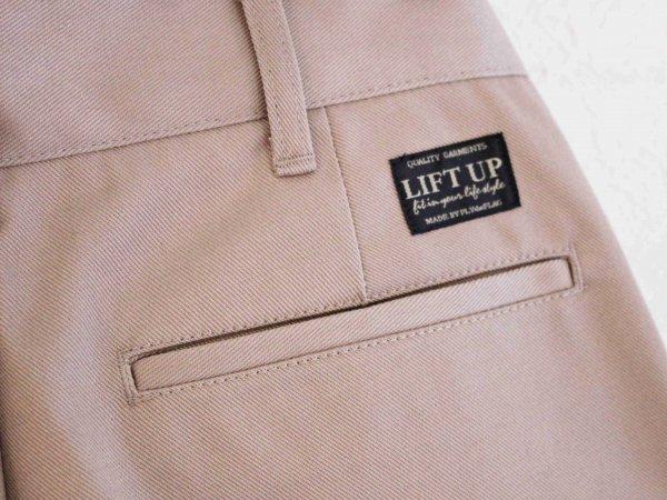 STANDARD WORK PANTS 【BEIGE】 / LIFT UP (リフトアップ)