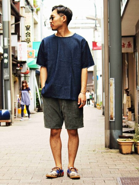 MESA SHORTS 【OLIVE】 / Nasngwam. ナスングワム