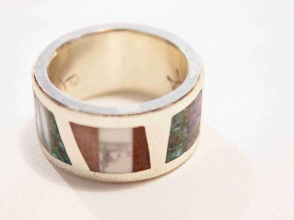 Sunbow Ring(Wide) / Tsunai Haiya