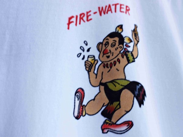 FIRE WATER 【WHITE】 / Nasngwam. ナスングワム