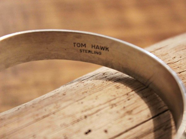 Navajo BANGLE(TOM HAWK トムホーク) / indian jewelry