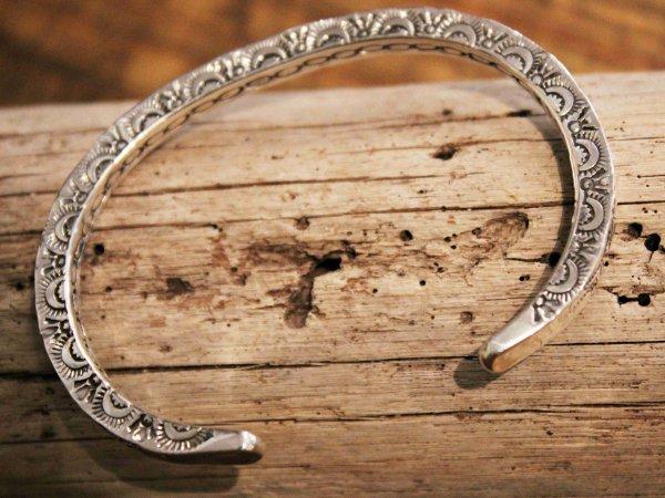 Navajo BANGLE(GENEVA RAMONE ジェネバ ラモーン) / indian jewelry