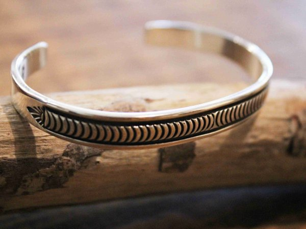 Navajo BANGLE(BRUCE MORGAN ブルースモーガン) / indian jewelry