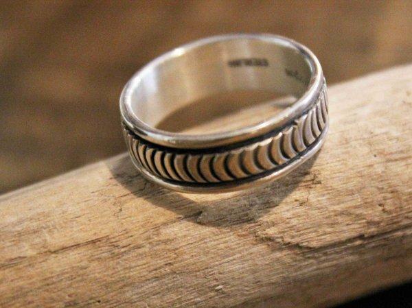 Navajo RING(BRUCE MORGAN ブルースモーガン) / indian jewelry