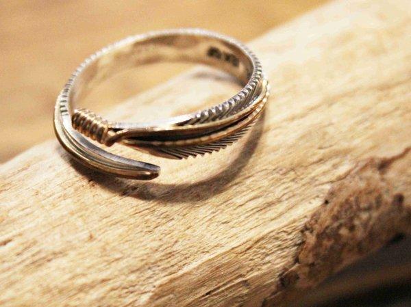 Navajo RING (TEE MACE ティー メイス) / Indian jewelry
