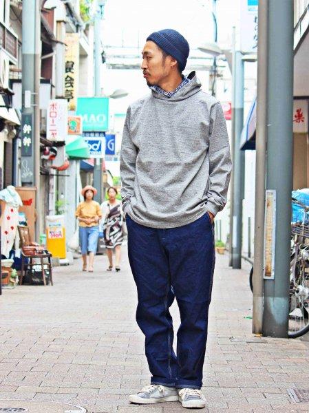 WORK EASY PANTS【ONE WASH】 / SPELLBOUND
