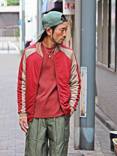 COAL CUTSEW 【BURGUNDY】 / Nasngwam. ナスングワム