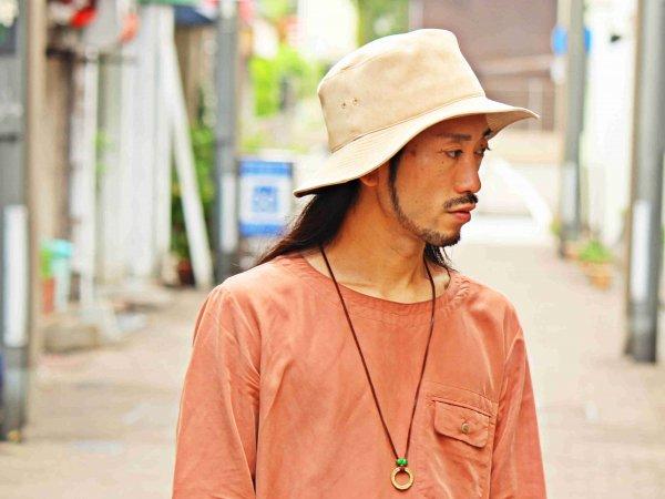 BUCHANAN HAT � 【BEIGE】 / Nasngwam. ナスングワム