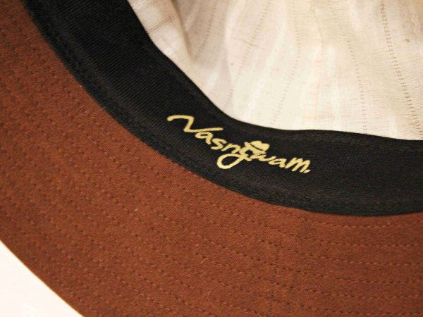 BUCHANAN HAT � 【BROWN】 / Nasngwam. ナスングワム
