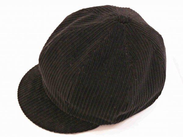 WAITS CAP(CORDUROY) 【BLACK】 / Nasngwam. ナスングワム