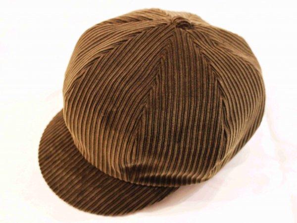WAITS CAP(CORDUROY) 【OLIVE】 / Nasngwam. ナスングワム