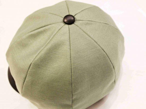 WAITS CAP(ARMY) 【OLIVE】 / Nasngwam. ナスングワム