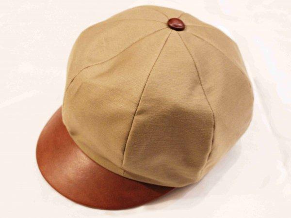 WAITS CAP(ARMY) 【KHAKI】 / Nasngwam. ナスングワム