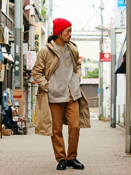 MEIR 【COYOTE SAND】 / BASISBROEK
