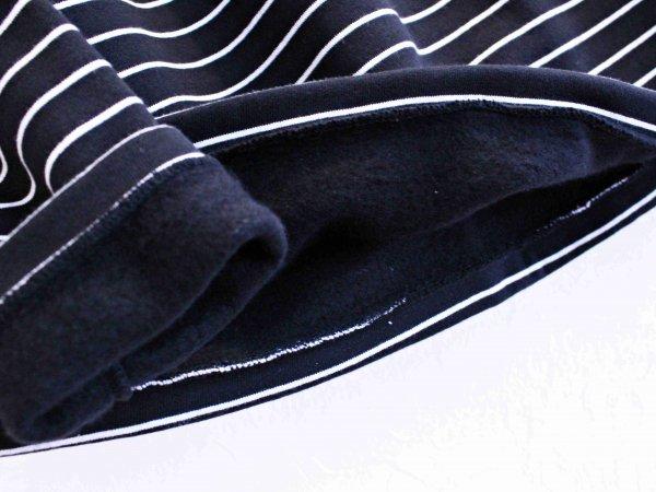 BASQUE WARM 【BLACK-BORDER】 / necessary or unnecessary ネセサリーオアアンネセサリー NOUN ナウン