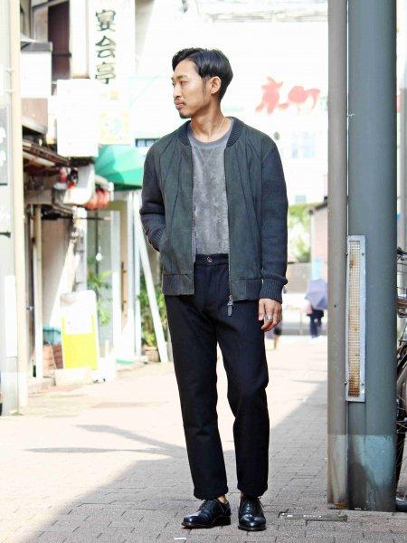 SUNLIGHT KNIT 【BLACK】 / Nasngwam. ナスングワム