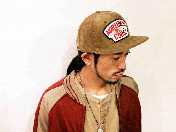 NWC CORDUROY CAP 【BEIGE】 / Nasngwam. ナスングワム