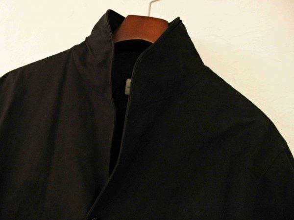 MARS COAT 【BLACK】 / necessary or unnecessary