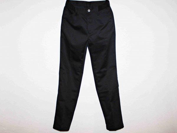 NARROW WORK PANTS 【BLACK】 / LIFT UP