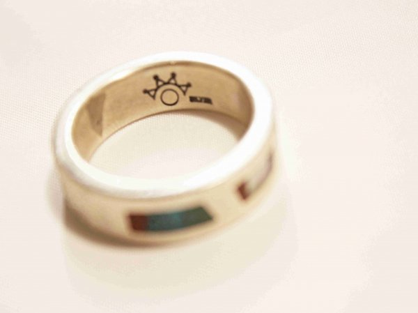 Sunbow Ring(Narrow) / Tsunai Haiya