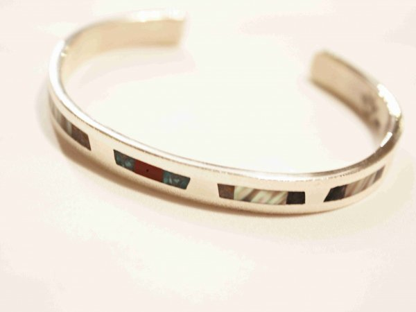 Sunbow Bangle(Narrow) / Tsunai Haiya