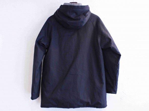 militra coat (ミリトラコート) 【NAVY】 / LAMOND ラモンド