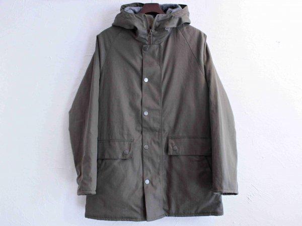 militra coat (ミリトラコート) 【OLIVE】 / LAMOND ラモンド