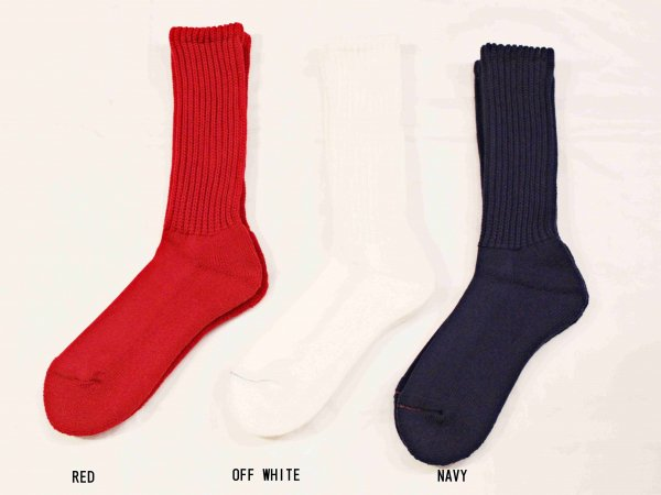 LOOSE PILE SOCKS / RoToTo