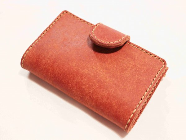 KEY CASE 【BROWN】 / liberta