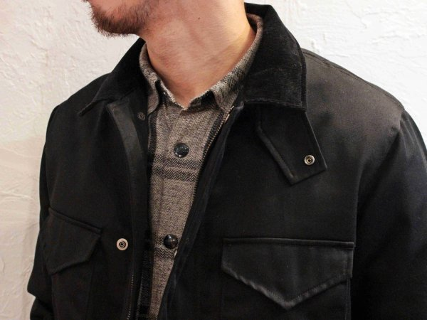 M51-MOD JKT 【BLACK】 / LIFT UP