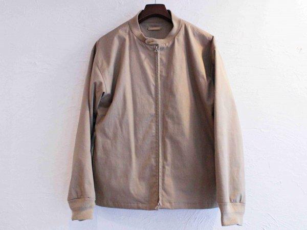 Drizzler jacket 【BEIGE】 / LAMOND ラモンド